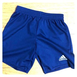 Adidas Climalite youth shorts never worn